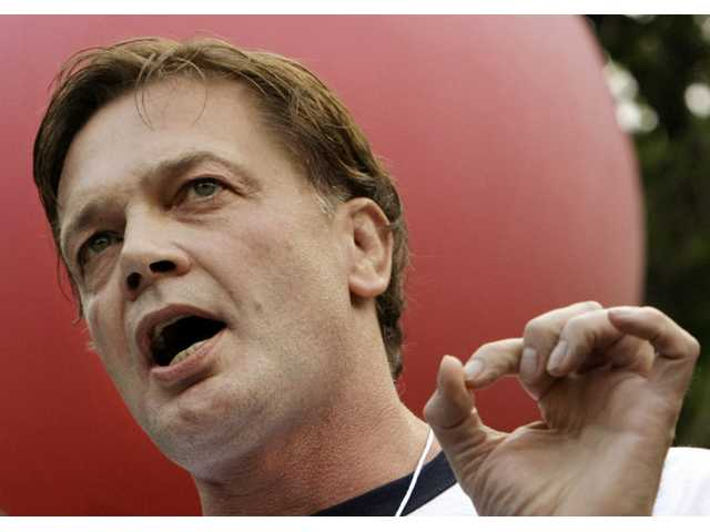 Dr. Andrew Wakefield speaks in Chicago. Fraud in scientific research, while still rare, is growing at an alarming rate, a new study finds.