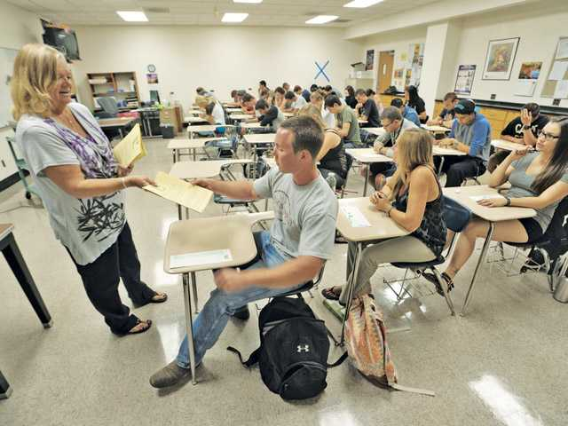 College program prepares students in case of emergency