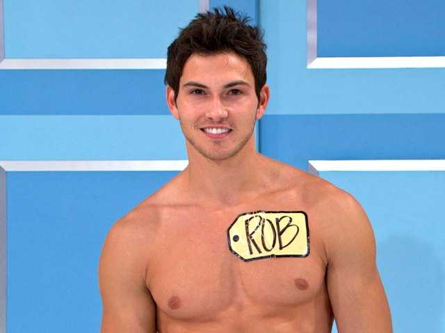 Boston man named 1st 'Price Is Right' male model.