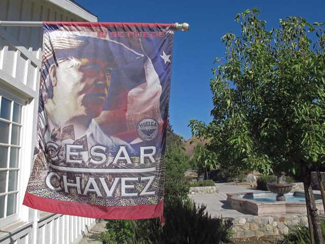 Obama to designate Chavez home as nat'l monument
