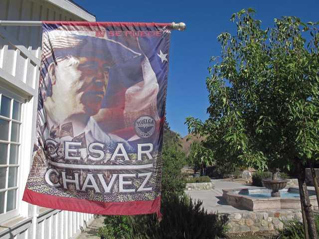 Obama to designate Chavez home as nat'l monument