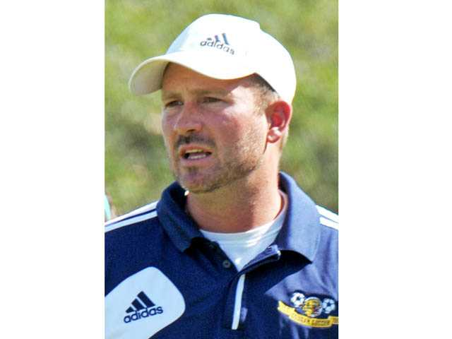 College of the Canyons women's soccer coach Justin Lundin will take over the Hart girls varsity soccer program.