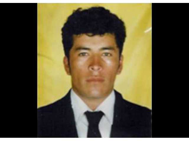 This undated photo released by Mexico's Attorney General's Office shows alleged Zeta drug cartel leader and founder Heriberto Lazcano Lazcano.