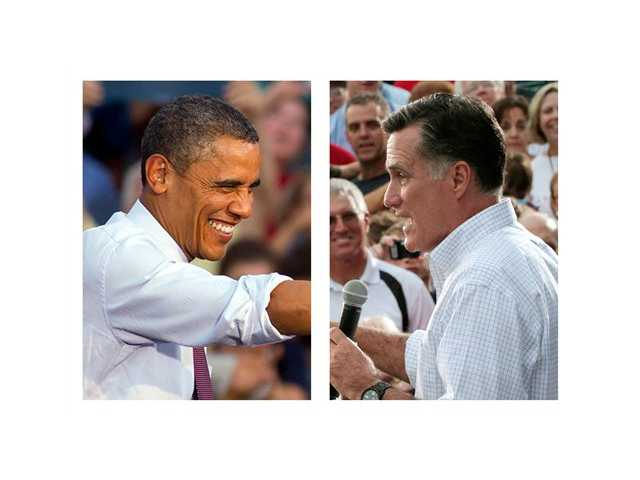 Obama, Romney showing new urgency in close race