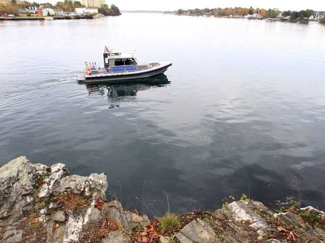 "The New Hampshire Marine Patrol continues to search the Piscataqua River for the body Elizabeth ""Lizzy"" Marriott, a missing college student."