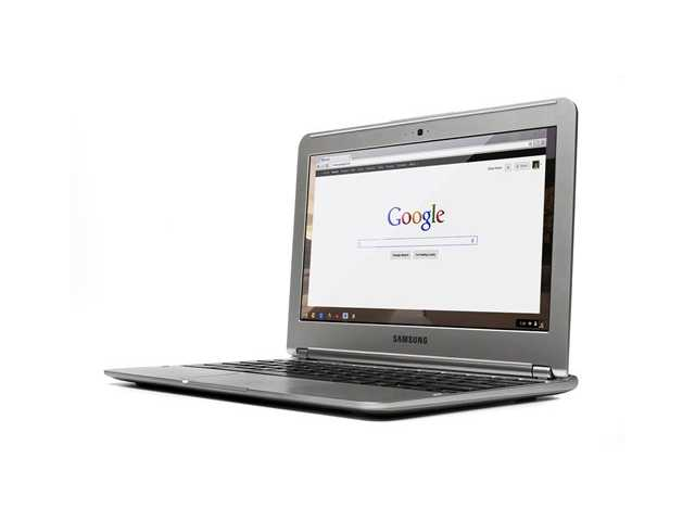 Google, Samsung to sell Chrome laptop for $249
