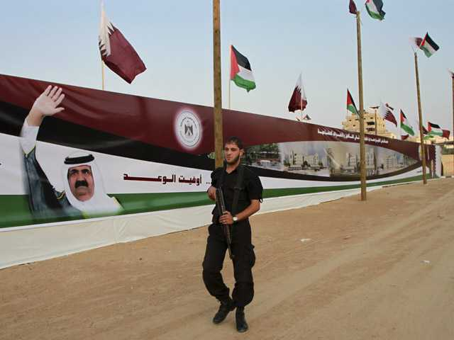 Qatari visit hands Hamas major victory