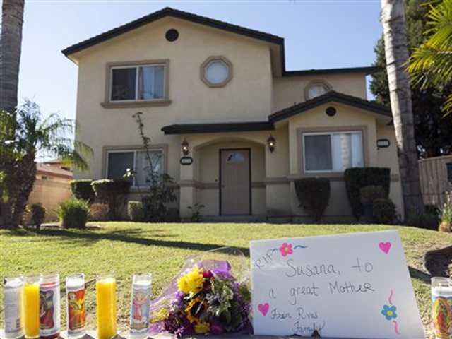 Police seek gunman, motive in LA family shooting