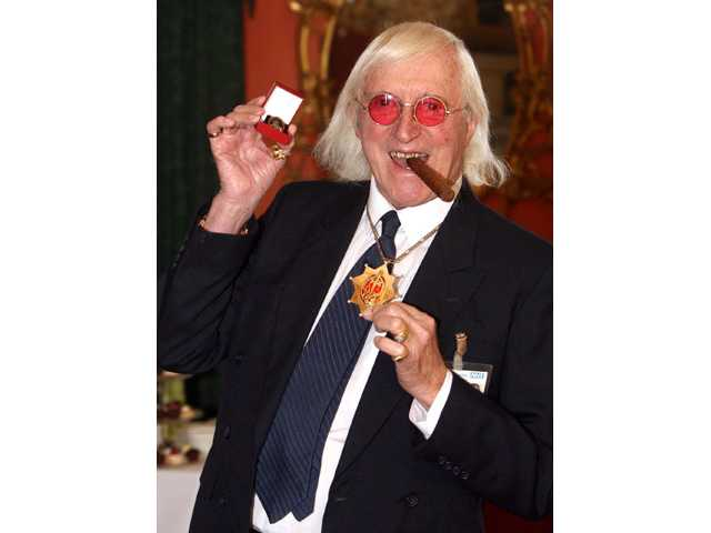 Jimmy Savile, who for decades was a fixture on British television. Since his death, several women have come forward to claim he was also a sexual predator.