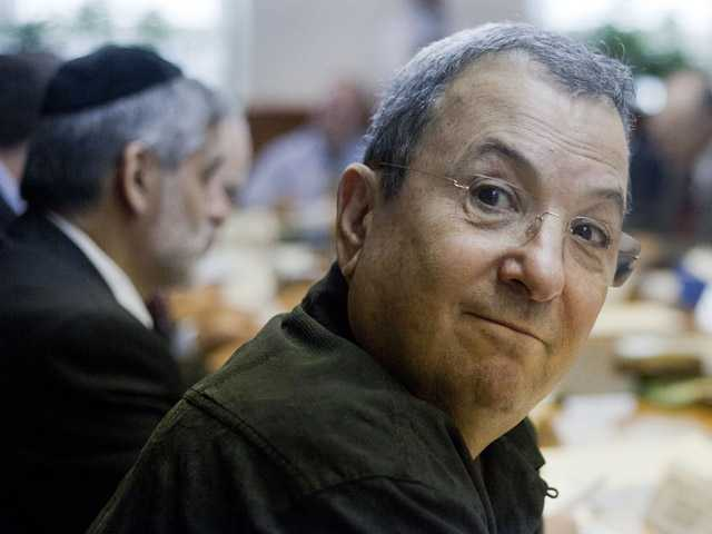 Israel's Barak hopes to extend political career