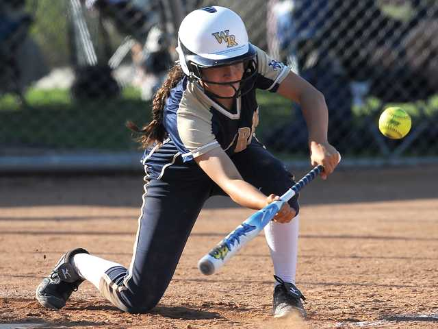 West Ranch senior Haley Hineman was accepted to Princeton University and will play softball there beginning in 2013-14.