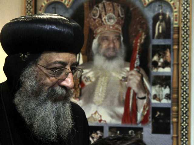 Egypt's Copts choose new pope