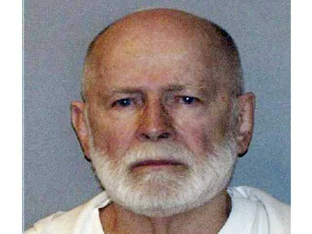 "This June 23, 2011 file booking photo provided by the U.S. Marshals Service shows James ""Whitey"" Bulger."