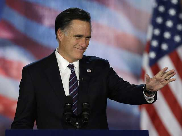 Romney concedes defeat