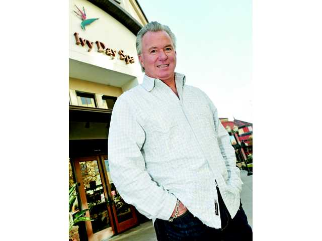 Eric Smith is the owner of the Ivy Day Spa in Valencia.