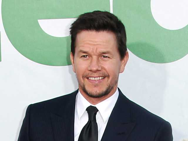 "In this June 21 photo, cast member Mark Wahlberg arrives at the premiere for ""Ted,"" in Los Angeles."