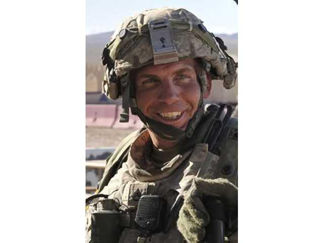 Staff Sgt. Robert Bales, 1st platoon sergeant, Blackhorse Company.