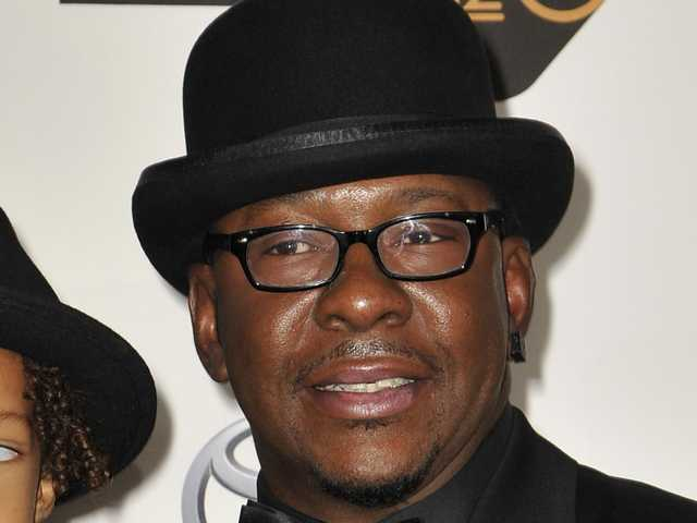 In this Nov. 8, file photo, singer Bobby Brown, arrives at the Soul Train Awards at Planet Hollywood Resort and Casino in Las Vegas.