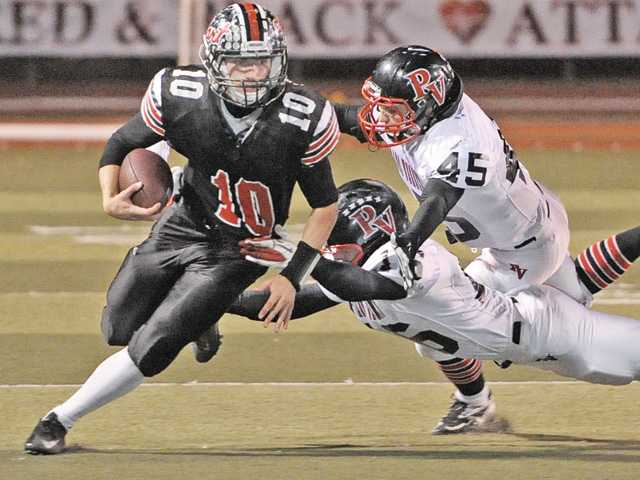 CIF football playoffs: Sea Kings' revenge