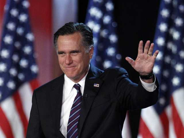 Romney's shadow looms over a GOP in disarray.