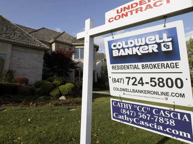 US home prices rise in October by most in 6 years