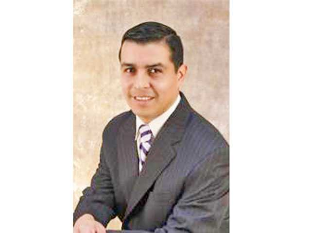 Incoming assistant city manager Frank Oviedo