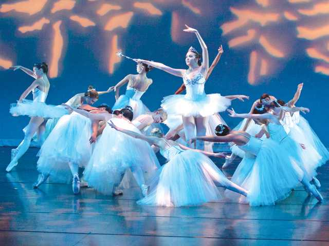 "The Santa Clarita Ballet Company will offer four performances of ""The Nutcracker Ballet"" at the Santa Clarita Performing Arts Center on the Valencia campus of College of the Canyons on Dec. 15 and Dec. 16."