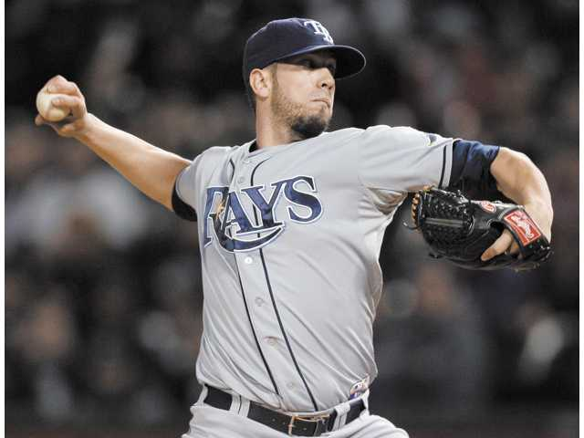 MLB: James Shields traded to Kansas City; another Hart grad involved