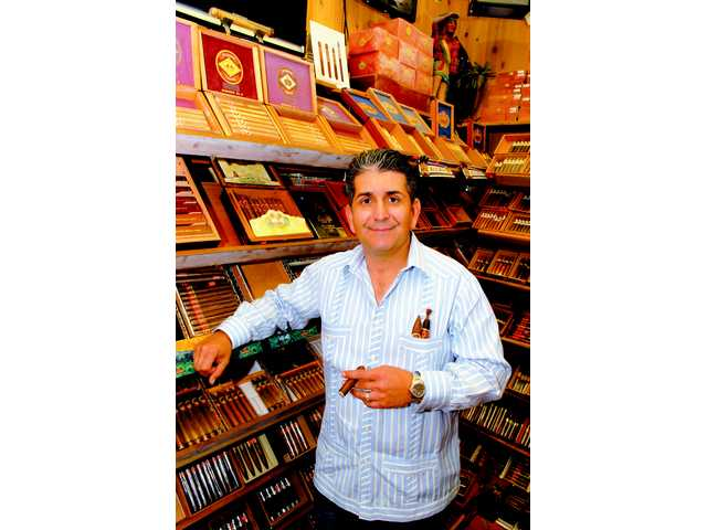 Javier Hernandez, the Czar of Cigar