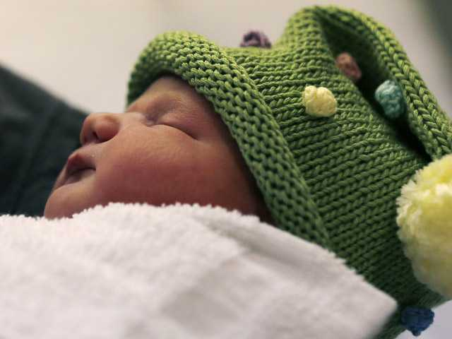 Massachusetts baby born at 12:12 on 12-12-12