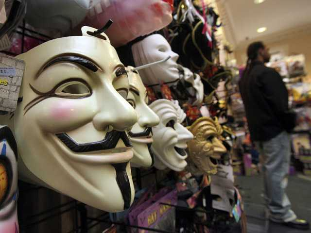 China's airing of 'V for Vendetta' stuns viewers