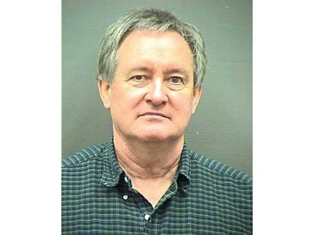 U.S. Sen. Michael Crapo. Crapo was arrested early Sunday morning and charged with driving under the influence.