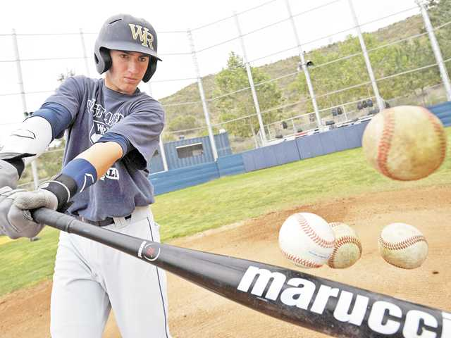 West Ranch baseball's Jagger Rusconi