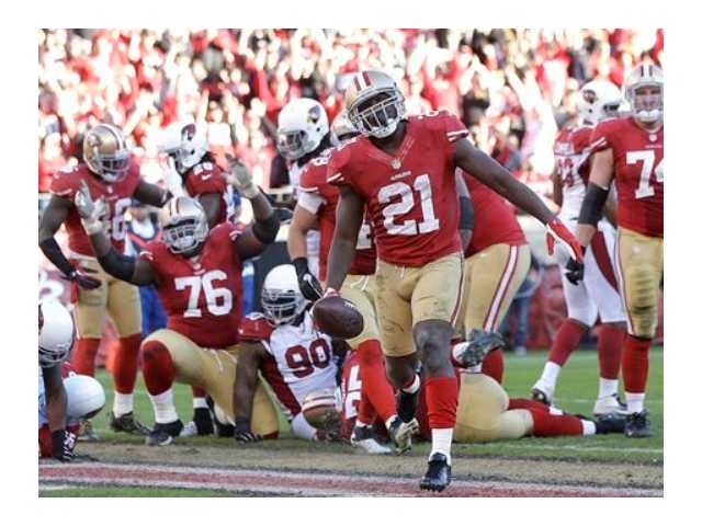 49ers win NFC West with 27-13 win over Arizona