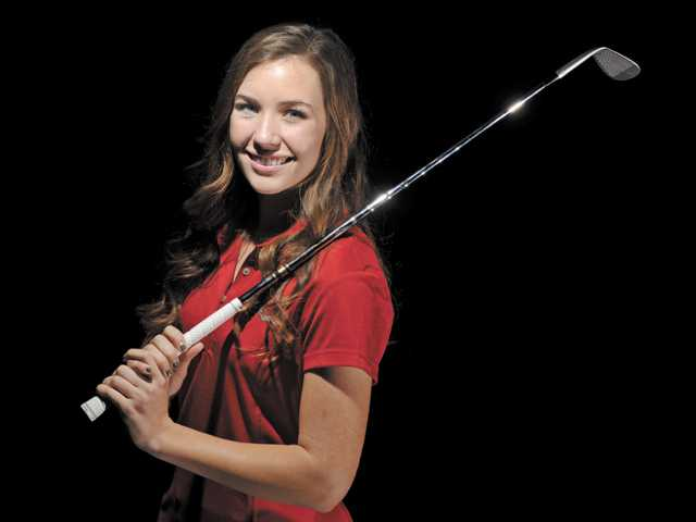 Jamie Corr is The Signal's 2012 Golfer of the Year.