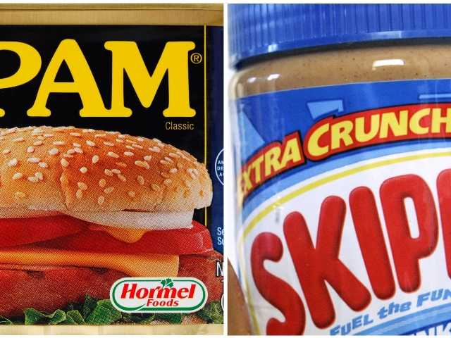 Hormel Foods, the company primarily known for Spam and other cured, smoked and deli meats said Thursday that it's buying Skippy, the country's No. 2 peanut butter.