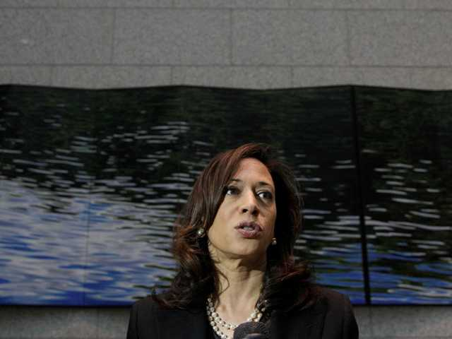 California Attorney General Kamala Harris is suing ConocoPhillips and its spinoff, Phillips 66, over failing to properly maintain underground gasoline tanks since November 2006.