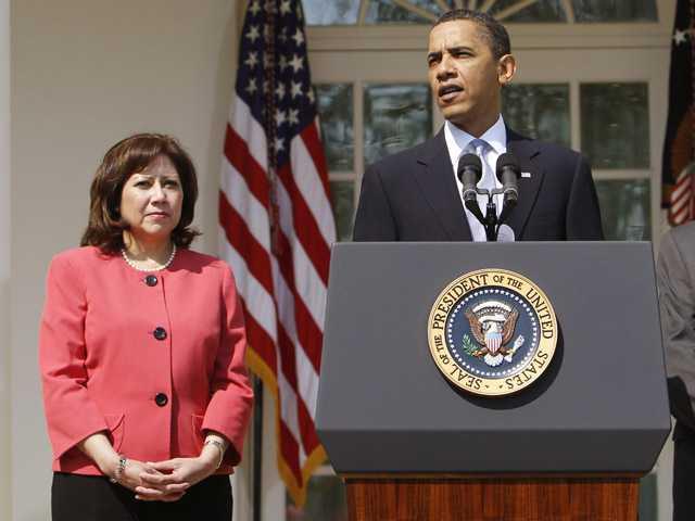 Obama Cabinet shuffle taking shape