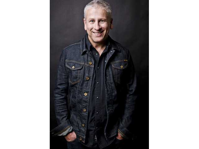Atlanta Rev. Louie Giglio poses for a photograph.