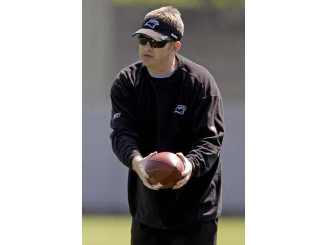 Former Carolina Panthers offensive coordinator Rob Chudzinski will be hired as the Cleveland Browns' new head coach, a source said Thursday.
