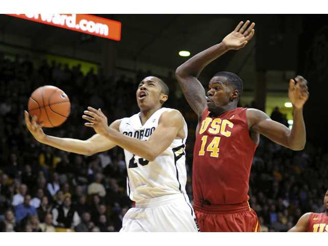 Colorado holds off USC 66-60