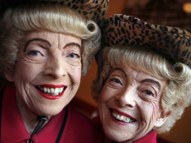 Famous San Francisco twin Vivian Brown dies