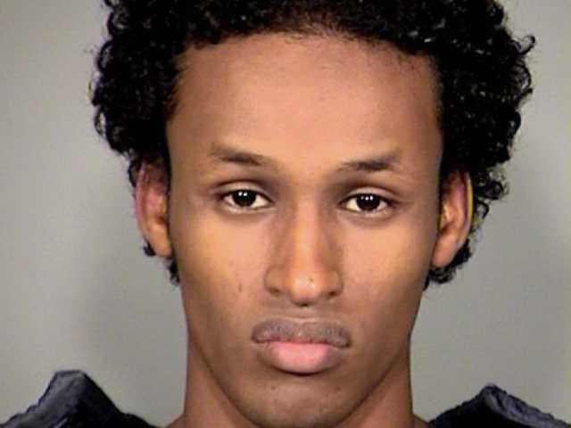 Justice Department attorneys Monday focused on the contact between the Oregon terrorism-sting suspect, Mohamed Mohamud, and suspected terrorists overseas.