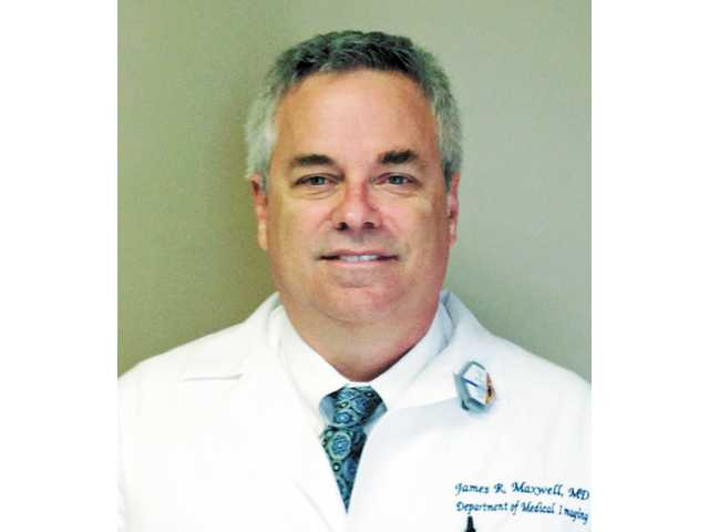 Imaging center has new medical director
