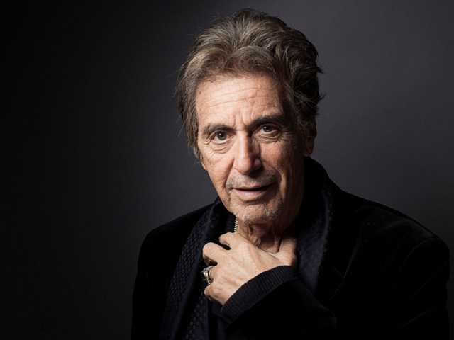 Al Pacino will play Joe Paterno in a movie about the late Penn State football coach.