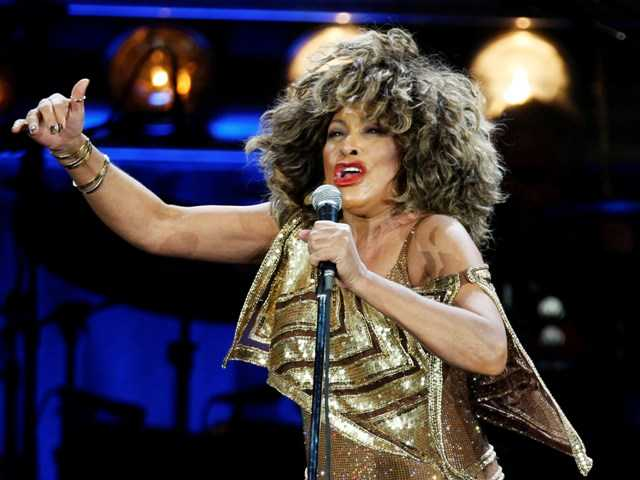 U.S. singer Tina Turner performs on stage during her concert in Zurich, Switzerland in 2009. Turner is on her way to becoming a Swiss citizen.