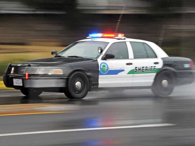 A recent audit indicates sheriff's patrol emergency response times are slower in unincorporated areas than in cities, such as Santa Clarita, that contracted with the county for law enforcement services. Signal photo by Jonathan Pobre