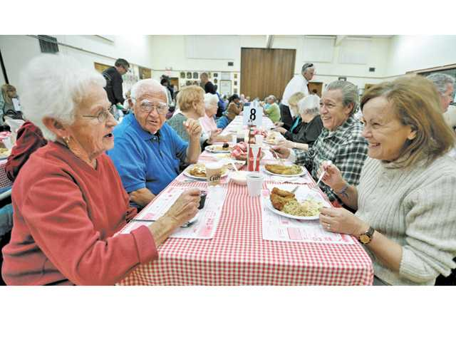 The 35th annual St. Clare's Lenten Fish Fries will begin 4:30 p.m. Friday, Feb. 15 and run every Friday through March 22 at St. Clare Catholic Church in Canyon Country. (Jonathan Pobre/The Signal)