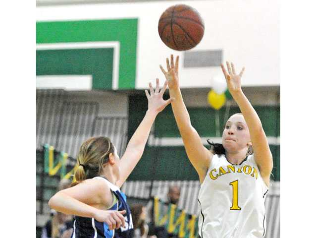 Prep girls hoops: The title is in sight