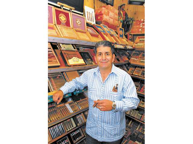 Javier Hernandez: The Czar of Cigar